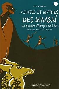 """Afficher """"Contes et mythes des Maasaï"""""""