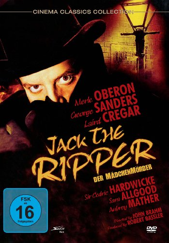 Jack the Ripper Jack the Ripper [Import allemand], used for sale  Delivered anywhere in UK