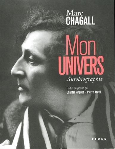 Mon univers : Autobiographie