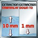 Einhell Schmutzwasserpumpe GE-DP 5220 LL ECO (520 W, 13500 l/h, max. Förderhöhe 7,5 m, Fremdkörper bis 20 mm, Schwimmerschalter) - 2