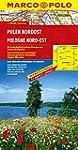MARCO POLO Karte Polen Nordost (MARCO...