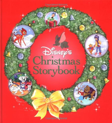 Click for larger image of Disney's Christmas Storybook (Disney Storybook Collections)