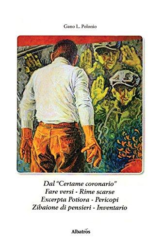 Dal Certame Coronario por Gano L. Polonio Gratis