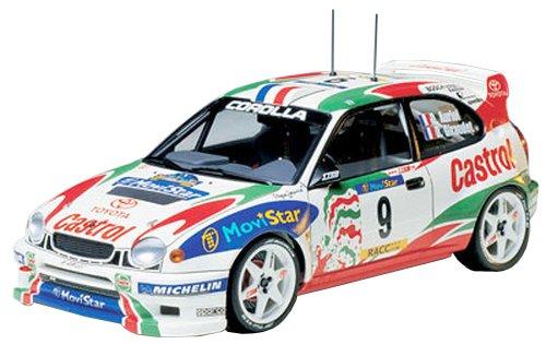 Tamiya 300024209 - Maqueta del coche Toyota Corolla Wrc (escala: 1:24)