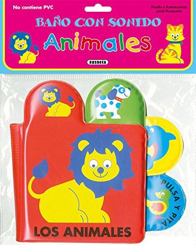 Animales (Baño con sonido)