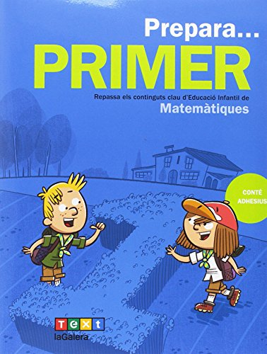 Prepara... Primer. Matemàtiques (Quaderns estiu) - 9788441230194