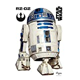 Star Wars AbyStyle quot;R2D2-Aufkleber (Mehrfarbig)