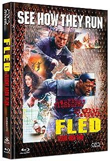 Fled - Flucht nach Plan [Blu-Ray+DVD] - uncut - auf 222 limitiertes Mediabook Cover C
