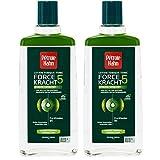Pétrole Hahn Lotion Tonique Force 5 Vitalité pour Cheveux Normaux 300 ml - Lot de 2