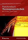 Praxishandbuch Thermoprozesstechnik: Band I: Grundlagen - Prozesse - Verfahren (Edition Prozesswärme)