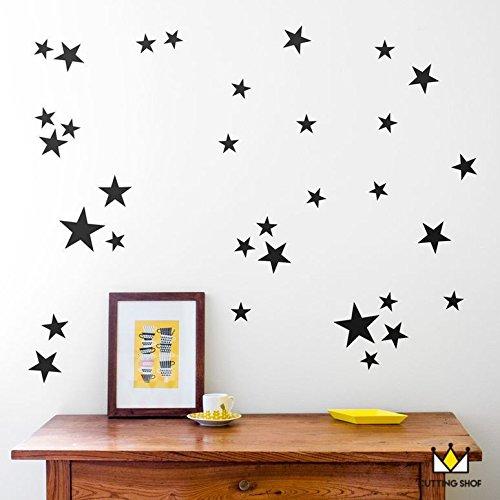 RUIPENGPENG Wall Sticker Aufkleber wasserdicht Abnehmbare für Wohnzimmer Kinder Baby's Kinderzimmer Kinder Zimmer sind speziell auf Ihr Baby hohe Ornamente kindergarten Fliesen selbstklebend Papier ist ein Vergleich Tabelle 60 * 90 cm.
