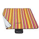 Die besten Decke Picknickdecken - Spokey® Picknickdecke Stranddecke für eine schöne Landpartie kariert Bewertungen