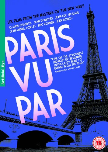 Bild von Paris vu Par - Six Films from The Masters Of The New Wave [UK Import]