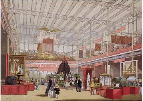 fine-art-print-of-view-of-the-united-states-section-of-the-great-exhibition-of-1851-from