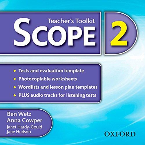 Scope 2. Teacher's Resource CD