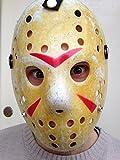 Vendredi Le 13th Jason Hockey ~ Déguisement Halloween Plastique Masque Accessoire Réplique