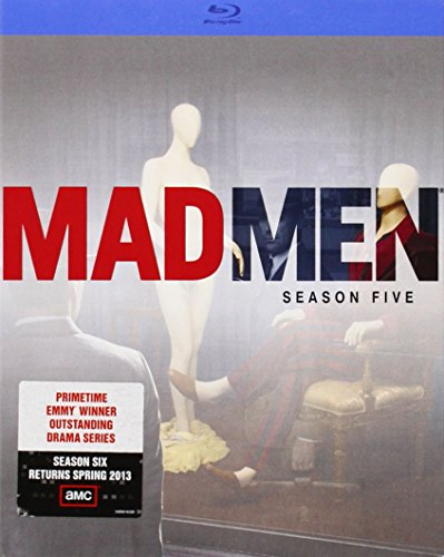 Mad Men: Season 5 [Reino Unido] [Blu-ray]