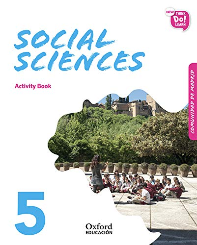 New Think Do Learn Social Sciences 5. Activity Book (Madrid)