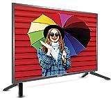 Sanyo 109 cm (43 Inches) Full HD IPS LED TV XT-43S7300F (Black) (2019 Model)