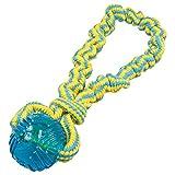 Karlie–TPR Ball + Gummi-Kabel L: 30–60cm