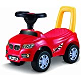 Toyshine My First Ride BMW Rider Ride-on Toy with Music, 1.5-3 Years, Red