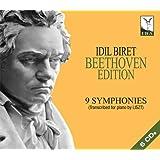 9 Symphonies de Beethoven, transcriptions pour piano par Liszt