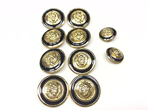 Zoom IMG-1 de liguoro bottone gioiello leone