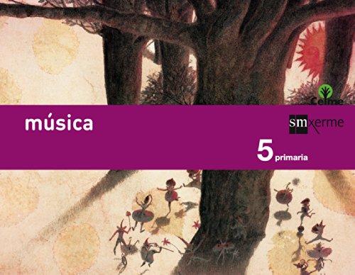 Música. 5 Primaria. Celme - 9788498544145