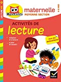 Lecture Moyenne Section (4/5 ans)