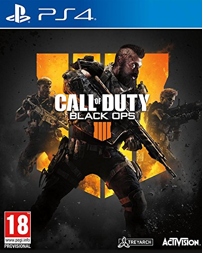 Call of Duty: Black Ops 4  PS4 [ ] - Spiele Of Duty Call