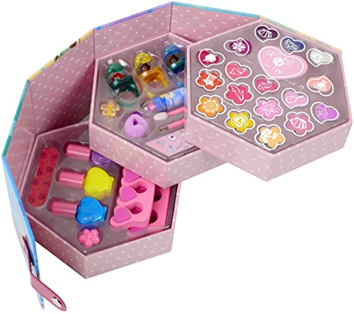 Princesas Disney - Makeup fairytale tier case (Markwins 9705010)