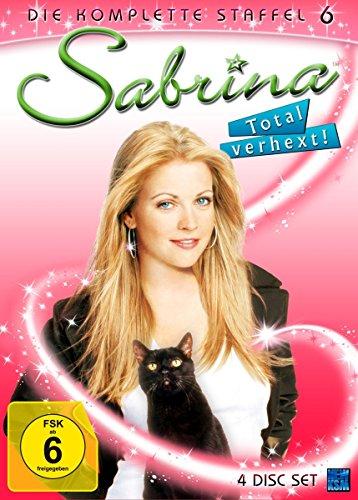 Sabrina - Total verhext! (Staffel 6, Folgen 120-141 im 4 Disc Set) (Uk Halloween Box Set)