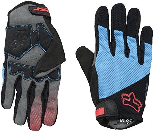 Fox Herren Handschuhe Reflex Gel Black/Blue, L -