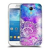 Head Case Designs Galaxie Mandala Traum Doodle Soft Gel Hülle für Samsung Galaxy S4 Mini I9190