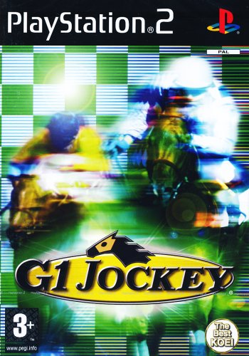 G1 Jockey: The Best Of Koei (PS2)