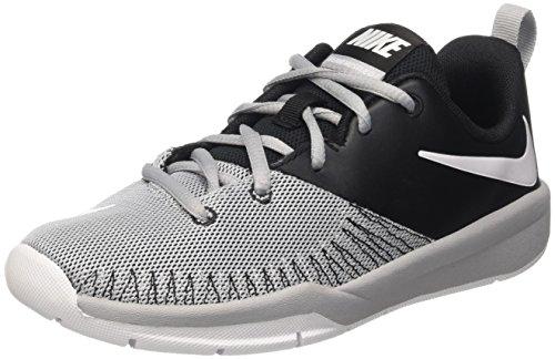 Nike Team Hustle D 7 Low (GS), Chaussures de Basketball Garçon
