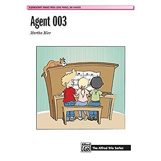 Agent 003: Elementary Piano Trio-One Piano, Six Hands (Alfred Trio)