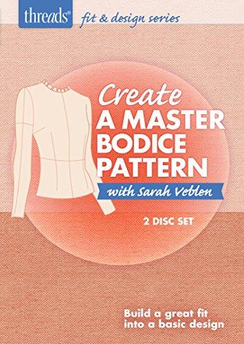 Preisvergleich Produktbild Create a Master Bodice Pattern [2 DVDs]