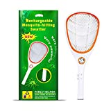 Citra Fly swatter Mosquito bat with led Torch Bug Zapper Rechargeable Racket, Insect