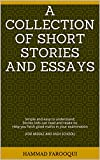 Best Short Essays - A COLLECTION OF SHORT STORIES AND ESSAYS: FOR Review