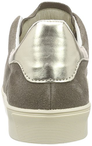 Napapijri Damen Minna Sneakers Braun (elephant brown N24)