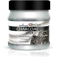 GemBlue Biocare Charcoal Scrub, 500 ml