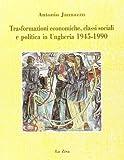 eBook Gratis da Scaricare Trasformazioni economiche classi sociali e politica in Ungheria 1945 1990 (PDF,EPUB,MOBI) Online Italiano