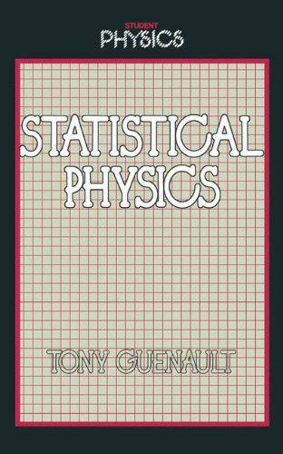 Statistical Physics (Student Physics Series)