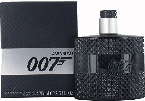 James Bond Herren 007Eau De Toilette Duft 75ml Spray für Ihn mit Geschenk Tüte