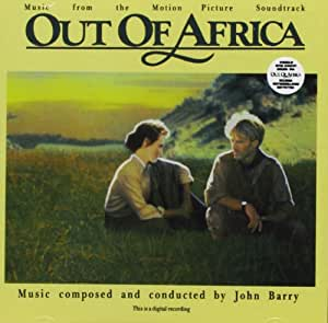 Out of Africa Ost [Import anglais]