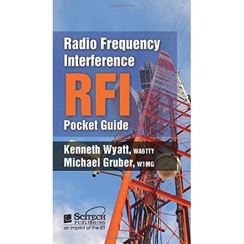 Radio Frequency Interference Pocket Guide (Electromagnetics and Radar) by Kenneth Wyatt (2015-06-30)