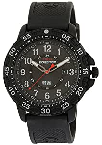 Timex Expedition Analog Black Dial Men's Watch - T49994