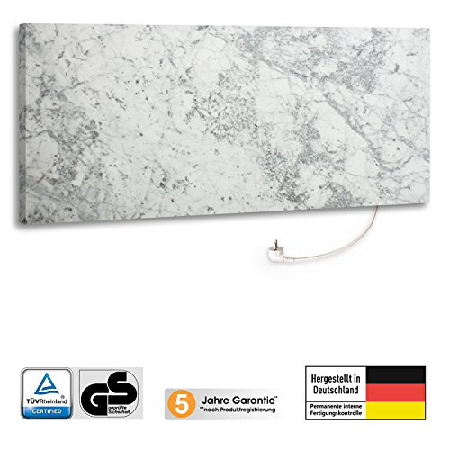 Marmony C780 Infrarotheizung Carrara 800Watt B-Ware