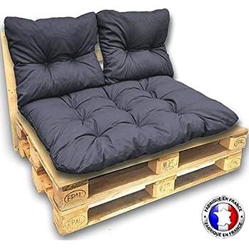 Beautissu ECO Style Coussins pour Canape Euro Palette ...